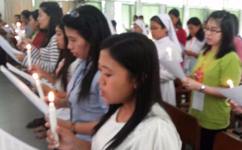 Mendampingi Remaja menjadi Katolik yang Cerdas, Tangguh dan Misioner di era 'Kids ZamanNow'