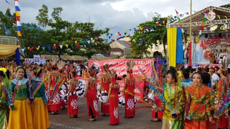 Penuh Warna: Opening Ceremony JAMNAS SEKAMI 2018 Keuskupan AgungPontianak