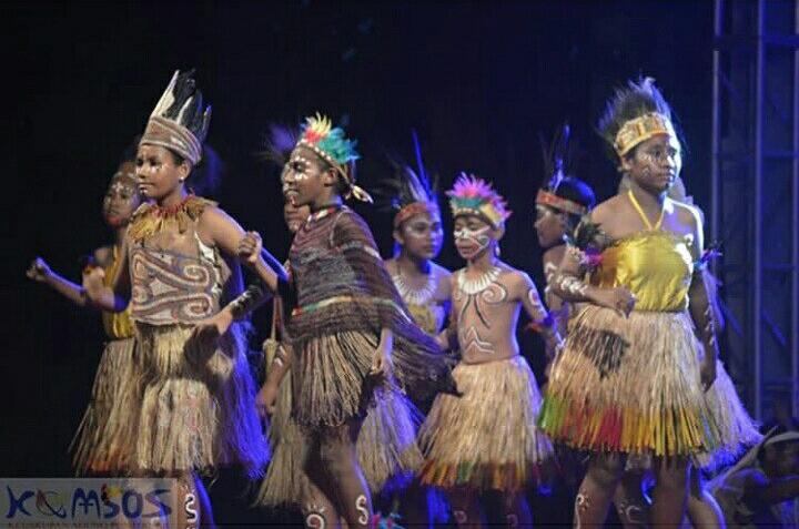 Pentas Seni JAMNAS SEKAMI 2018: Indonesia Itu Luar Biasa Kaya Akan SeniBudaya