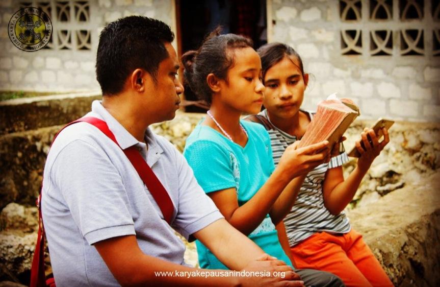 Misionaris Membuka Pintu Surga BagiSesama