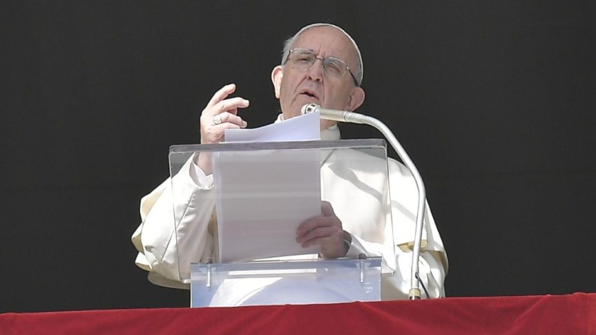 Paus berdoa untuk Republik DemokratikKongo