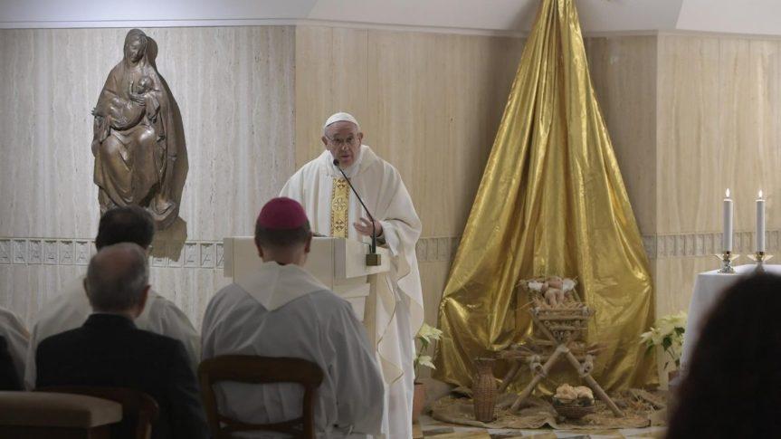 """Ajakan Paus Meninggalkan """"Ketidakpedulian"""""""