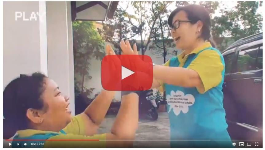 School of Missionary Animators (SOMA) Pendamping Remaja Misioner Tim KKI Regio KalimantanTimur