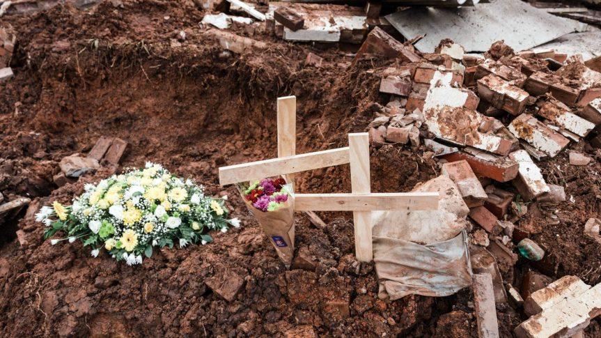 Doa untuk Korban Banjir AfrikaSelatan