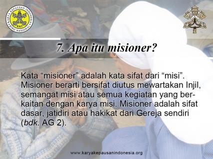 Tanya-Jawab Misi 07