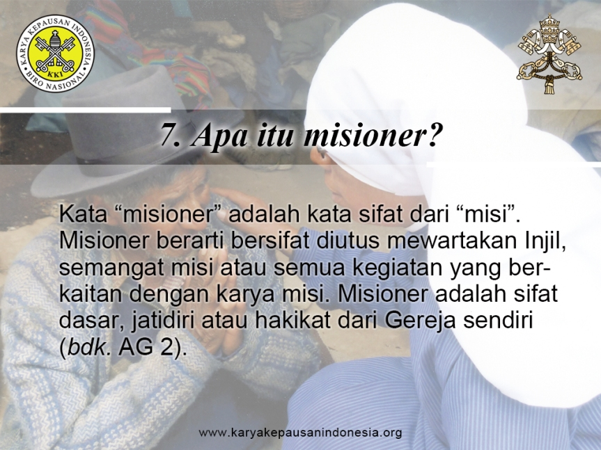 Missionary Questions (07)
