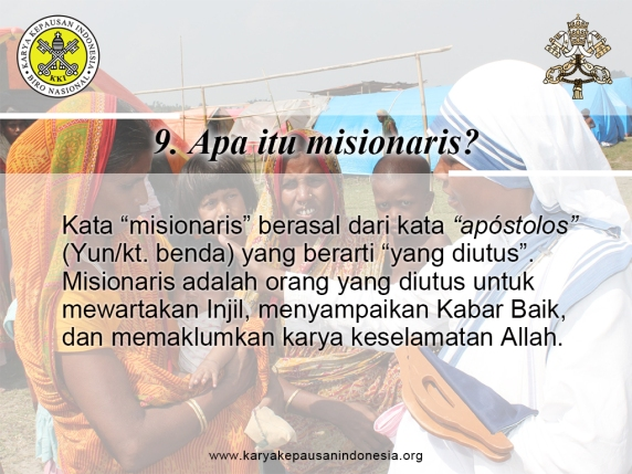 Tanya-Jawab Misi 09