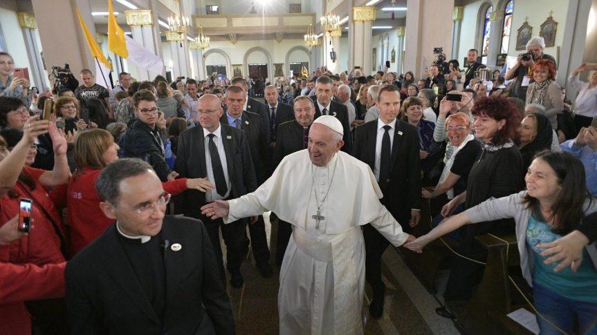 Pesan Paus bagi Umat KatolikRakovski