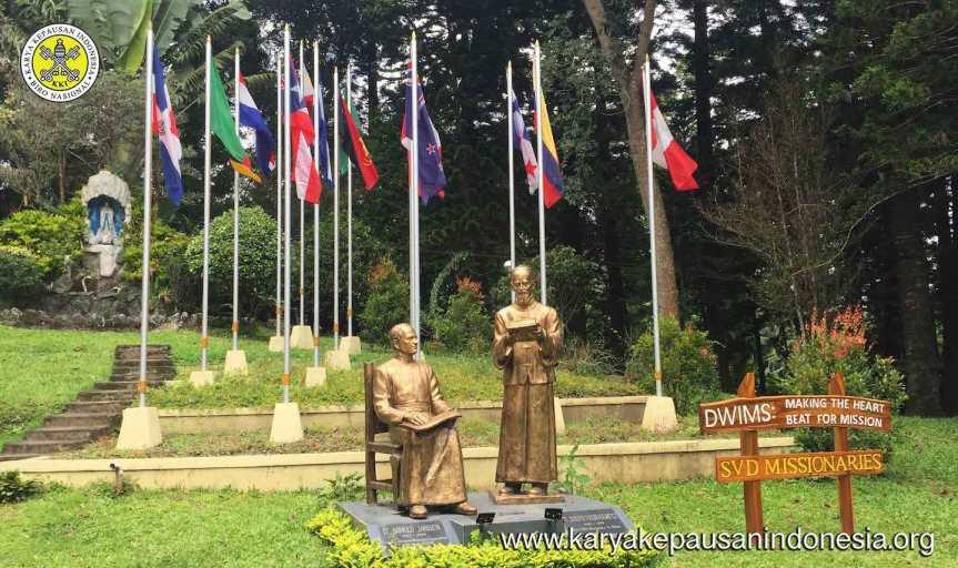 Misionaris Membuka Pintu Bagi Bangsa-bangsa KepadaIman