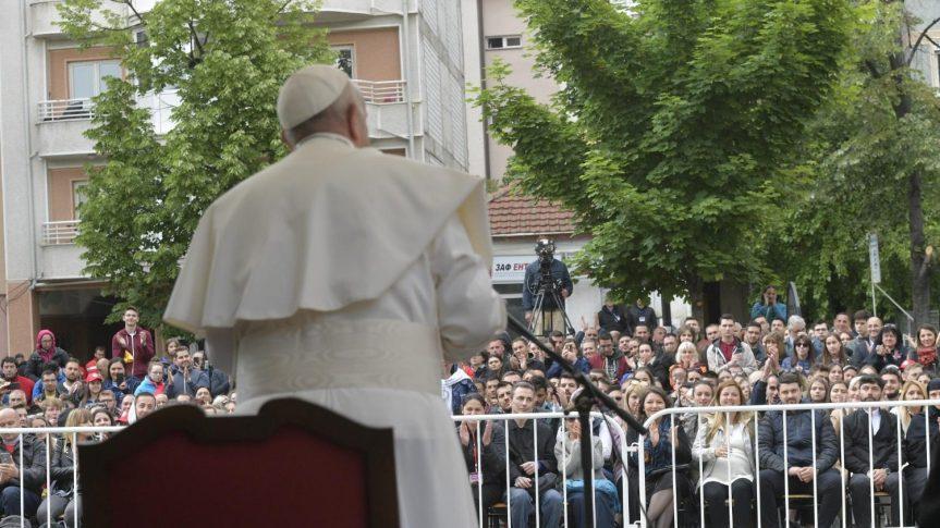 Pesan Paus kepada Kaum Muda Ekumenis danAntaragama