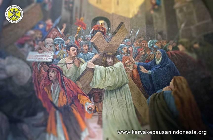 Kerelaan Memanggul Salib: KarakterMisionaris