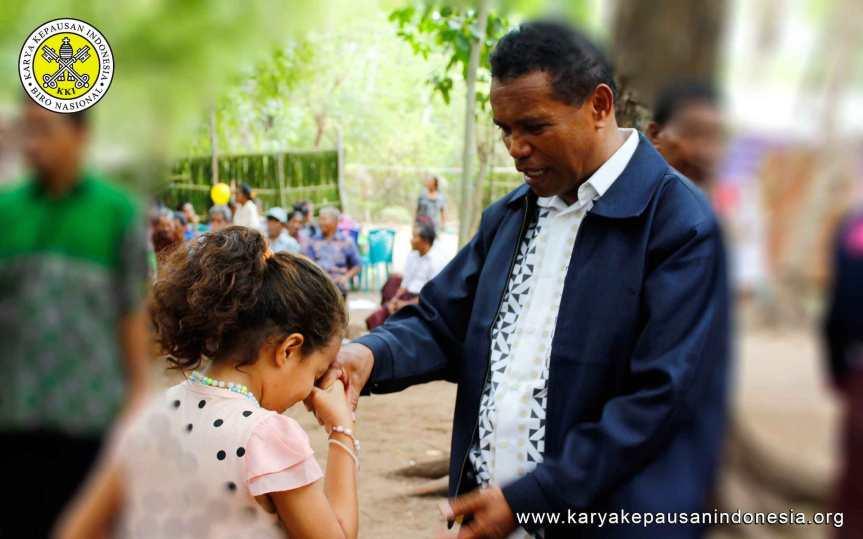 Meneladani Semangat Misioner SantoBartolomeus