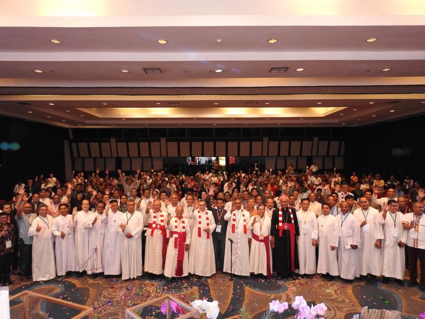 Kongres Misi Nasional ResmiDibuka