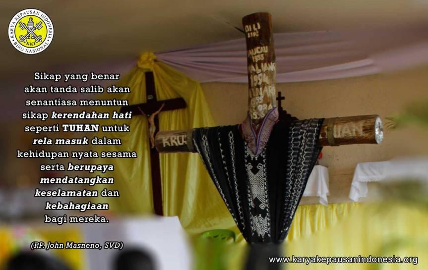 Salib Tanda Keselamatan
