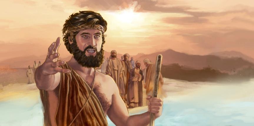 Kesaksian Yohanes Pembaptis