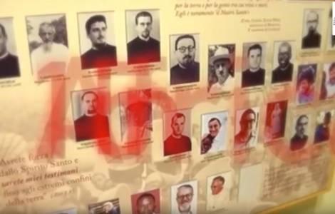 Misionaris yang Terbunuh di Tahun2019