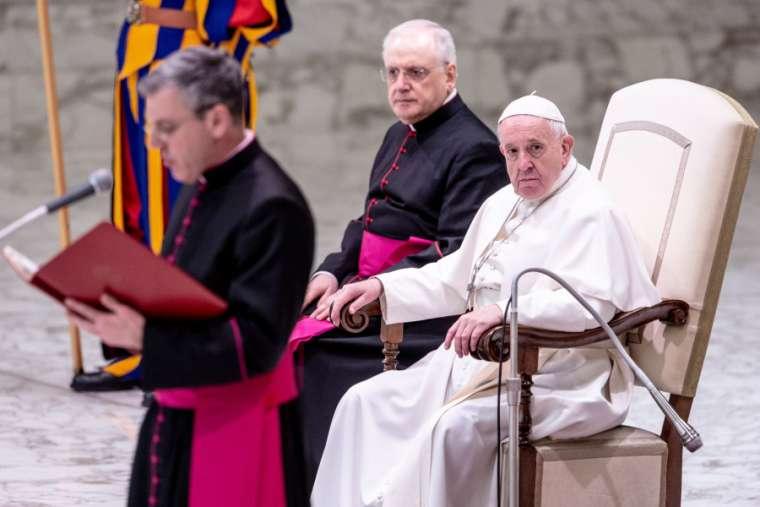 Paus Fransiskus – Audiensi Umum 19 Februari2020