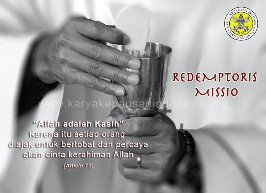Redemptoris Missio – Article13