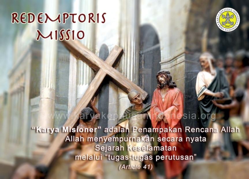 Redemptoris Missio – Article41