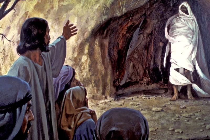 Tuhan itu Hidup dan MemberiKehidupan