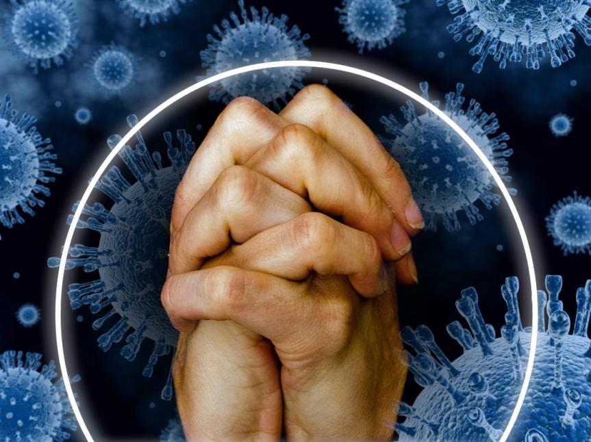 Doa Memohon Perlindungan dari Wabah VirusCorona