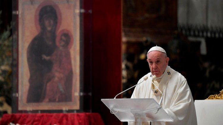 Surat Paus Fransiskus kepada Umat Beriman di Seluruh Dunia – Mei 2020 – Teks Lengkap disertaiDoa-doa