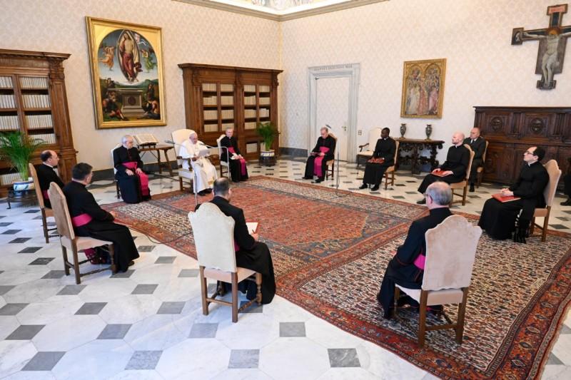 Audiensi Umum Paus Fransiskus 29 April2020