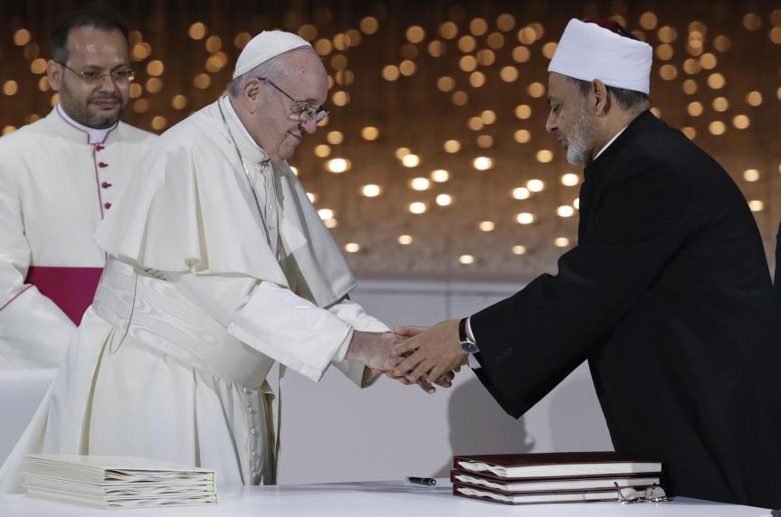 Pesan Dewan Kepausan untuk Dialog Atar Agama dalam Rangka Bulan Ramadhan dan Idul Fitri2020