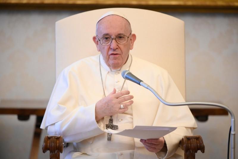 Katekese Paus Fransiskus: Doa OrangBenar