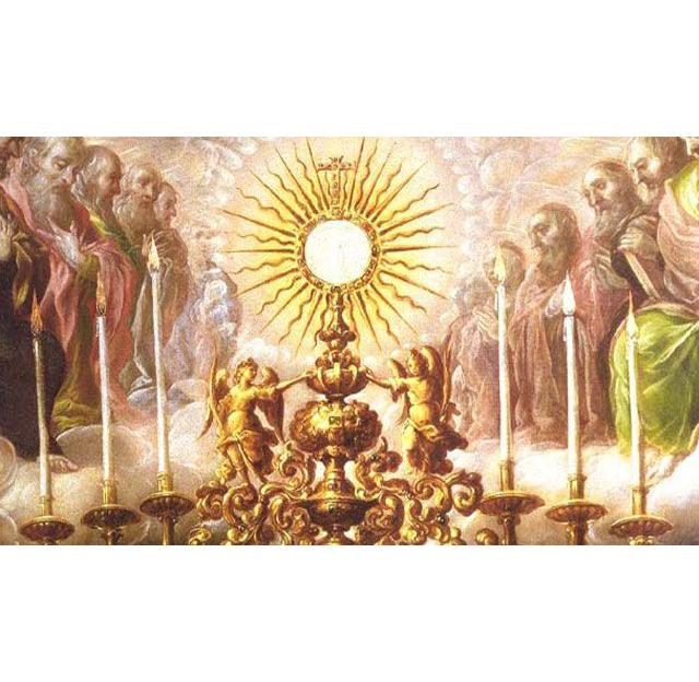 Hari Raya Tubuh dan Darah Kristus diVatikan