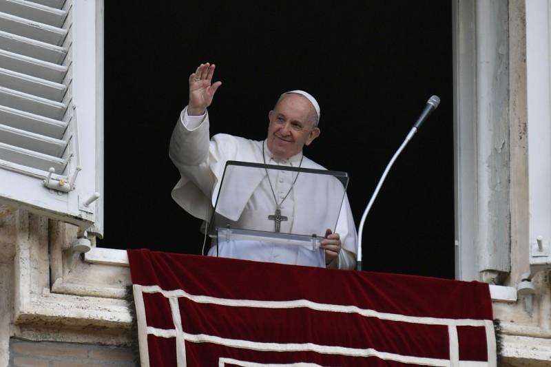 Sapaan Bapa Suci Paus Fransiskus pada Doa Malaikat Tuhan – 14 Juni2020