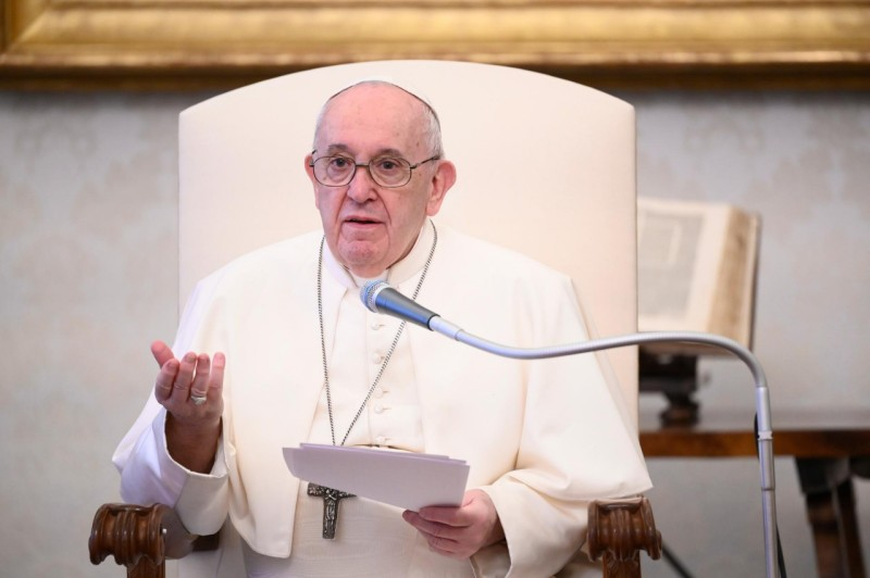 Katekese dan Sapaan Paus Fransiskus pada Audiensi Umum 17 Juni2020