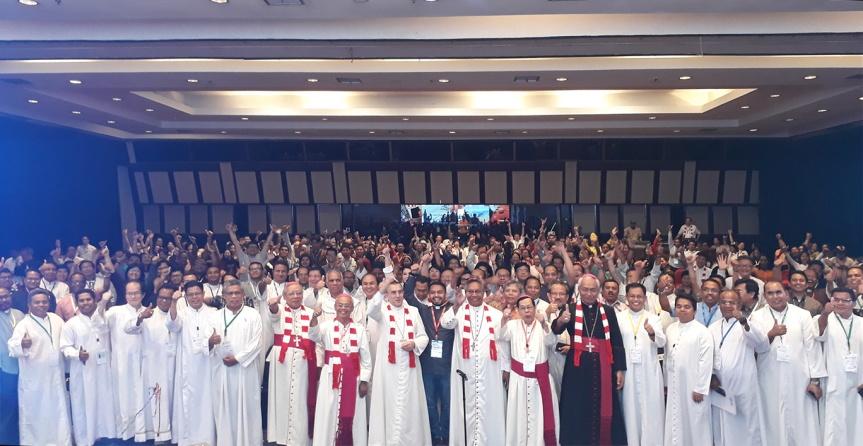 Paus Fransiskus: dalam misi bersama Yesus, 'Misionaris Bapa'