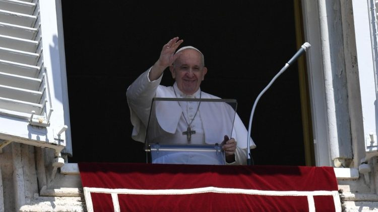 Sapaan Bapa Suci Paus Fransiskus pada Doa Malaikat Tuhan, 26 Juli2020
