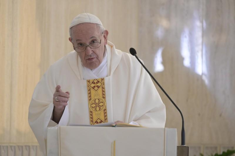 Homili Paus Fransiskus pada Misa Peringatan Tujuh Tahun Kunjungannya keLampedusa