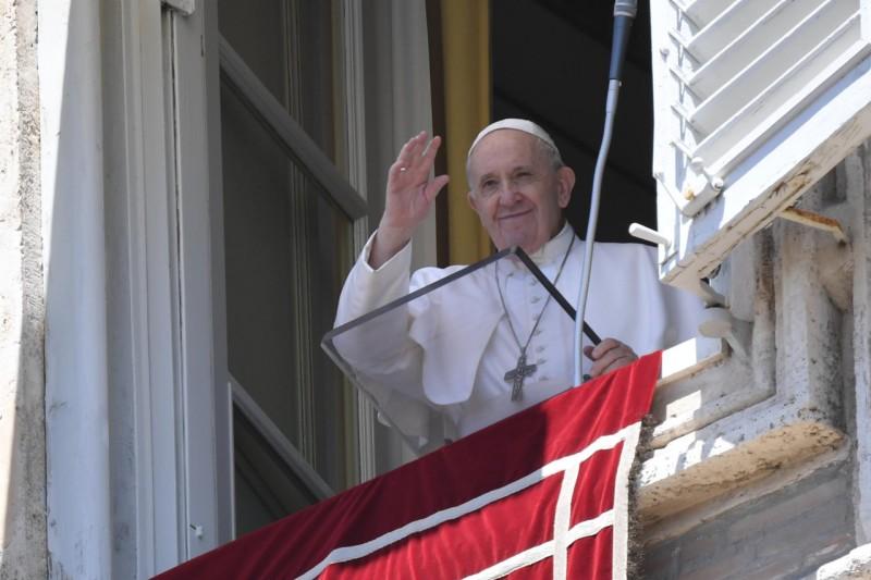 Sapaan Paus Fansiskus pada Doa Malaikat Tuhan, 5 Juli2020