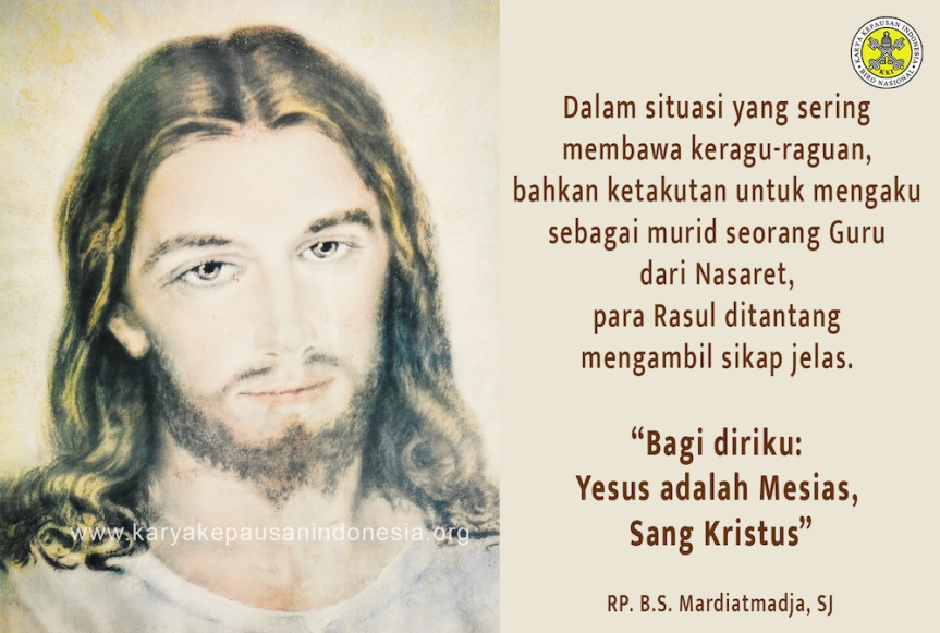 For Me, Jesus Is The Messiah TheChrist