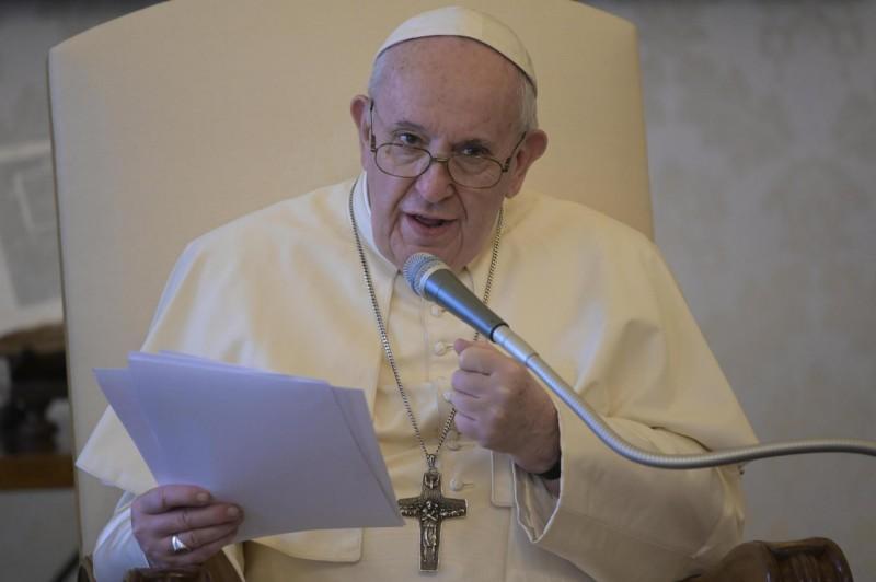 Katekese dan Sapaan Bapa Suci Paus Fransiskus pada Audiensi Umum – 26 Agustus2020