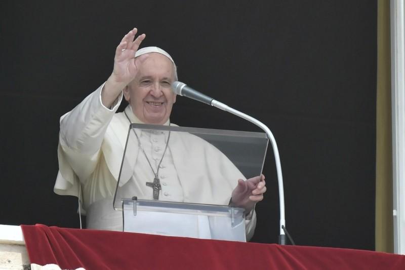 Sapaan Bapa Suci Paus Fransiskus pada Doa Malaikat Tuhan – 30 Agustus2020