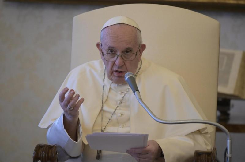 Audiensi Umum dan Sapaan Bapa Suci Paus Fransiskus – 19 Agustus2020