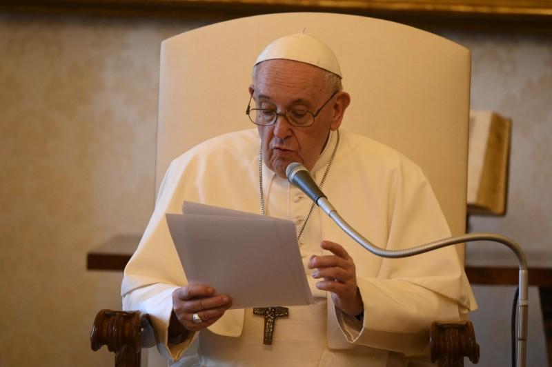 Katekese dan Sapaan Bapa Suci Paus Fransiskus pada Audiensi Umum – 5 Agustus2020