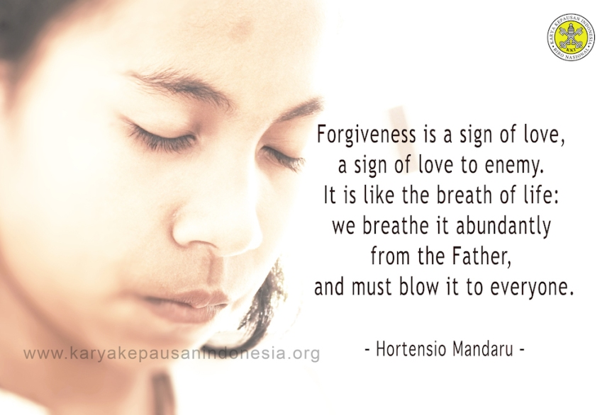 Share the Forgiveness forFree