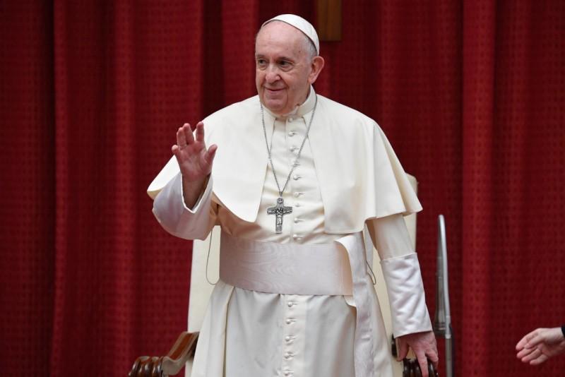 Katekese dan Sapaan Paus Fransiskus pada Audiensi Umum – 23 September2020