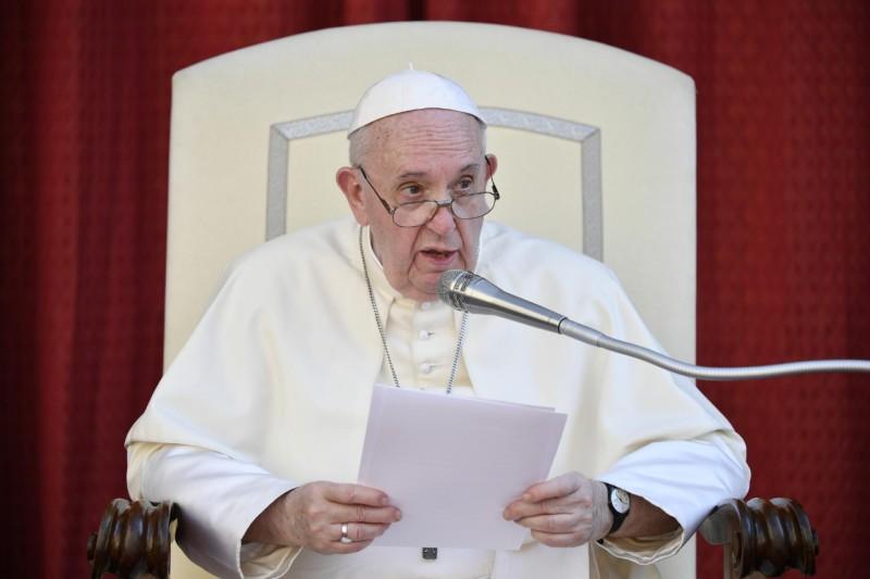 Katekese dan Sapaan Bapa Suci Paus Fransiskus pada Audiensi Umum – 9 September2020