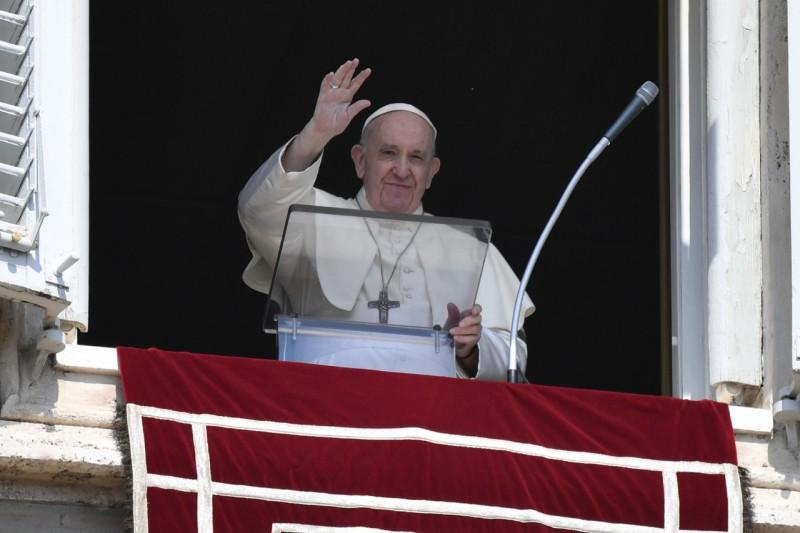 Sapaan Bapa Suci Paus Fransiskus pada Doa Malaikat Tuhan – 13 September2020