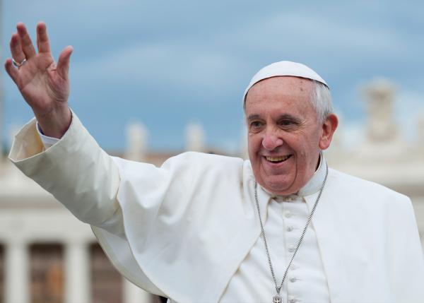 Pidato Bapa Suci Paus Fransiskus kepada Peserta Pertemuan Komunitas LaudatoSi'