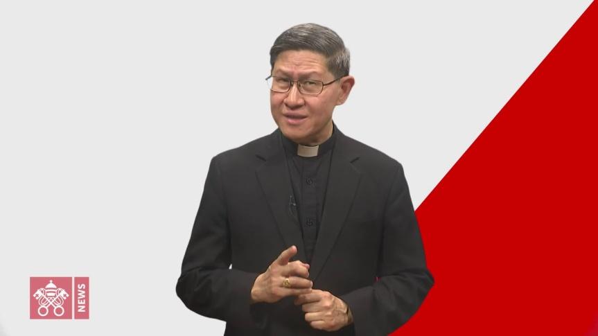 Kardinal Tagle: Pandemi adalah waktu untuk menemukan kembali semangat BundaTeresa