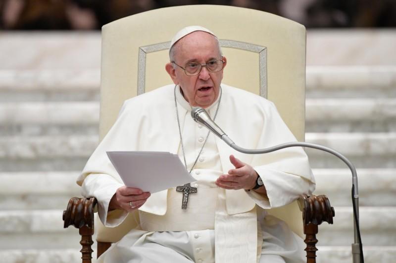 Katekese dan Sapaan Paus Fransiskus pada Audiensi Umum – 7 Oktober2020