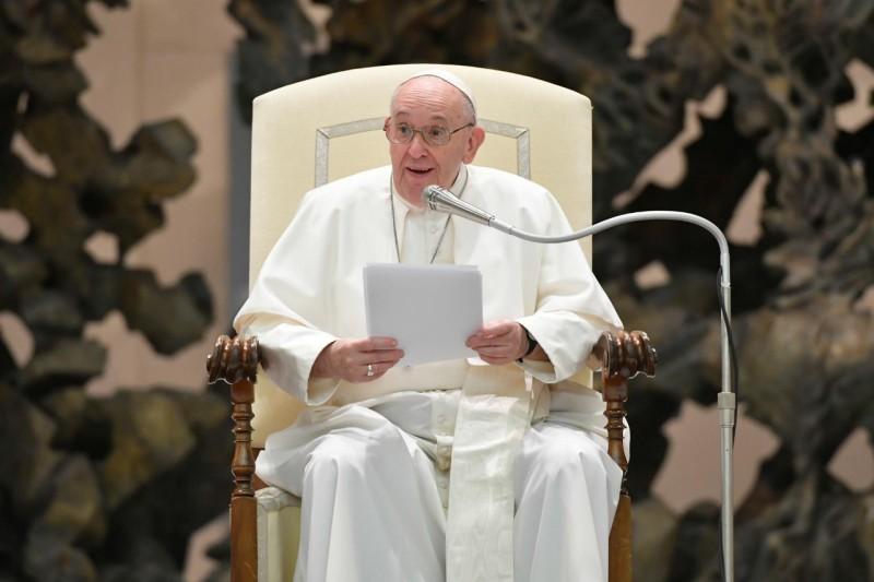 Katekese dan Sapaan Bapa Suci pada Audiensi Umum – 28 Oktober2020