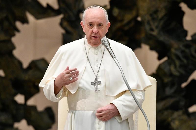 Katekese dan Sapaan Paus Fransiskus pada Audiensi Umum – 21 Oktober2020